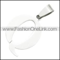 Stainless Steel Pendant p010410