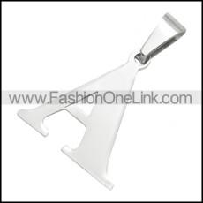 Stainless Steel Pendant p010394