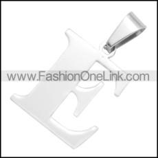 Stainless Steel Pendant p010398