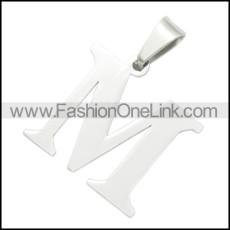 Stainless Steel Pendant p010406