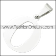Stainless Steel Pendant p010408