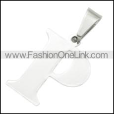 Stainless Steel Pendant p010409