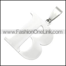Stainless Steel Pendant p010395