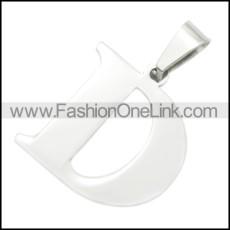 Stainless Steel Pendant p010397