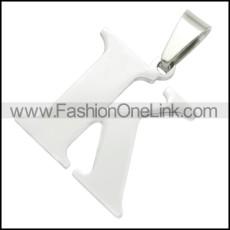 Stainless Steel Pendant p010404