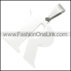 Stainless Steel Pendant p010411