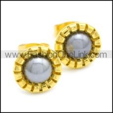 Stainless Steel Earring e002090