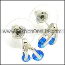 Stainless Steel Earring e002086