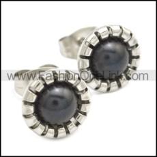 Stainless Steel Earring e002091