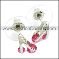 Stainless Steel Earring e002089