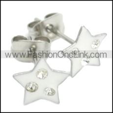 Stainless Steel Earring e002074