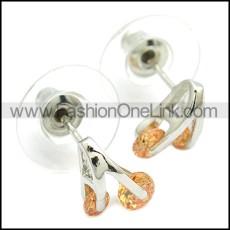 Stainless Steel Earring e002087