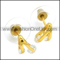 Stainless Steel Earring e002082