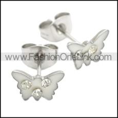 Stainless Steel Earring e002072