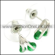 Stainless Steel Earring e002083