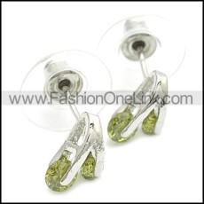 Stainless Steel Earring e002085