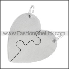 Stainless Steel Pendant p010479S
