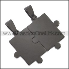 Stainless Steel Pendant p010482H