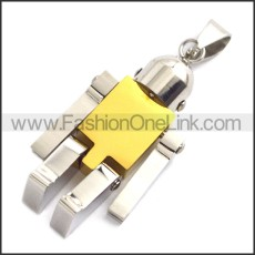 Stainless Steel Pendant p010461SG