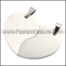 Stainless Steel Pendant p010480S