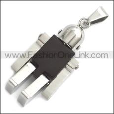 Stainless Steel Pendant p010461SH