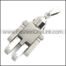 Stainless Steel Pendant p010461S