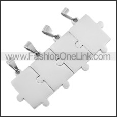 Stainless Steel Pendant p010483S