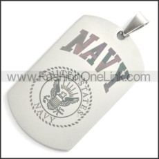Stainless Steel Pendant p010423S2