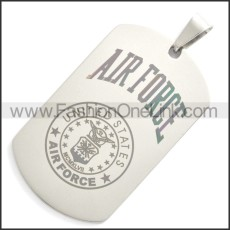 Stainless Steel Pendant p010423S4