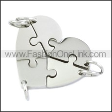 Stainless Steel Pendant p010478S
