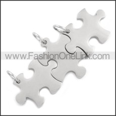 Stainless Steel Pendant p010484S1