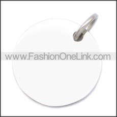 Stainless Steel Pendant p010471S
