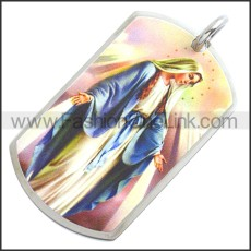 Stainless Steel Pendant p010436S6