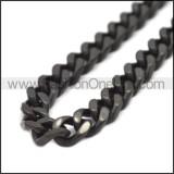 Stainless Steel Chain Neckalce n003114H