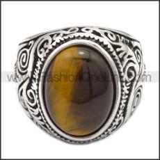 Stainless Steel Ring r008483SH