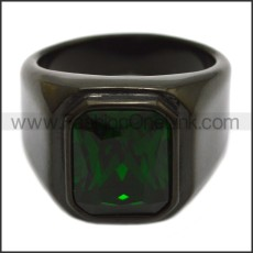 Stainless Steel Ring r008455H3