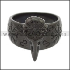 Stainless Steel Ring r008491H