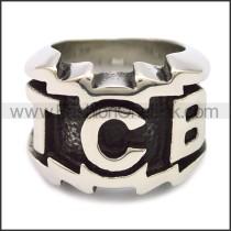 Stainless Steel Ring r008487SH