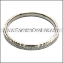 Stainless Steel Ring r008450S