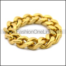 Stainless Steel Ring r008504G