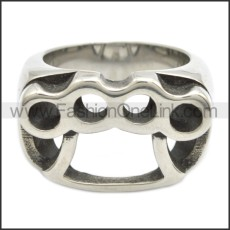 Stainless Steel Ring r008433S