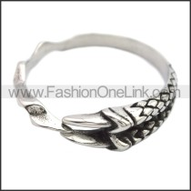 Stainless Steel Ring r008499SH