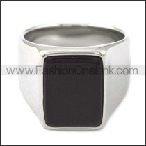 Stainless Steel Ring r008473S