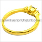 Stainless Steel Ring r008461G