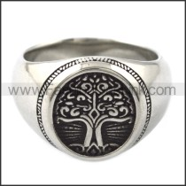 Stainless Steel Ring r008476S2