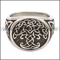 Stainless Steel Ring r008506SH