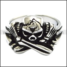 Stainless Steel Ring r008457SH2