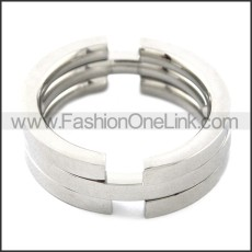 Stainless Steel Ring r008469S