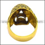 Stainless Steel Ring r008486GH