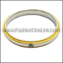 Stainless Steel Ring r008449SG